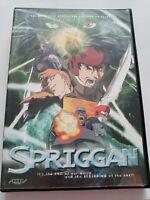 Spriggan (DVD, 2002)