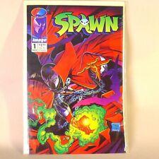 Spawn #1 Todd McFarlane Image Comics (1992)