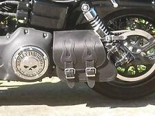 Solo Tasche  Harley Davidson Sportster Sporty Flame 1200 883 48 Lowrider XL Neu
