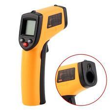 Mini digital LCD Température Thermomètre laser sans contact IR infrarouge gun HI