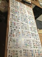 GERMAN STAMPS Extensive collection 28 leaves #9