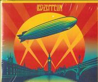 LED ZEPPELIN..Celebration Day.. 2 Cd's + 1 Dvd  Box Set, Stairway to Heaven NEW