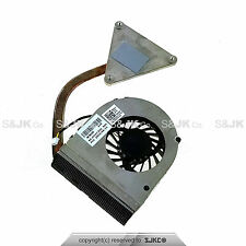 Genuine NEW Dell Inspiron 14 N4050 Vostro 1450 Laptop CPU Cooling Fan w Heatsink