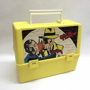 Dick Tracy Lunchbox and Thermos