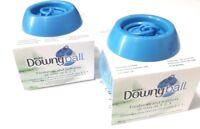SET OF 2 BRAND NEW DOWNY BALL ULTRA PULL POUR TOSS FABRIC SOFTENER DISPENSER