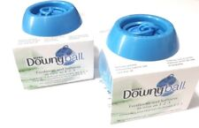 SET OF 2 BRAND NEW DOWNY BALL ULTRA PULL POUR TOSS FABRIC SOFTENER DISPENSER