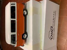 VW T2 Bus 1978 orange/weiß, Modellauto 1:12 / Ottomobile