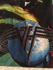 Original Concert Shirt VAN HALEN Vintage 93 US TOUR  Collectible Lg