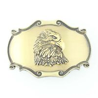 Raintree Vintage Eagle Belt Buckle - Western Patriotic