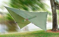 Tenda Telo Fly SNUGPAK Originale Verde Militare - Impermeabile e Compatto