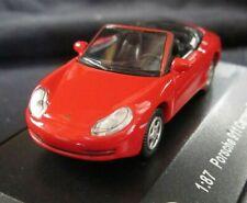 Model Power 19030 Diecast car PORSCHE 911 CARRERA CABRIO 1997 NIB