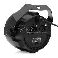 LED Par Escenario Luz Rgbw Dmx 8 canales - 12LED 512DMX-Manual, Auto, modo de sonido