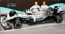 Mercedes AMG Petronas F1 2019 W10 Lewis Hamilton #44 Scale 1:43 Model Toy Car