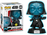 Star Wars - Darth Vader Electrocuted Glow in the Dark Pop! Vinyl Figure