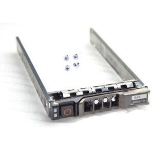 """2.5"""" HDD Hard Drive Tray Caddy For Dell R610 R620 R630 R710 R720 R730 R810 G176J"""