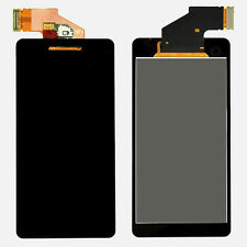 Black For Sony Xperia V LT25 LT25i LCD Display with Touch Screen Digitizer New