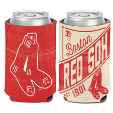 Boston Red Sox Cooperstown Can Cooler 12 oz. Koozie