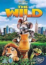 THE WILD WALT DISNEY UK CLASSICS 46th ANIMATED CLASSIC REGION 2 DVD NEW