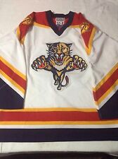 Florida Panthers Jersey Fight Strap Starter 52 R NHL sewn hockey