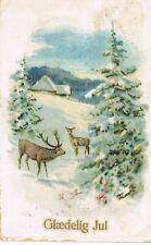 Christmas Post Card 2
