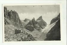 137918 rifugio tuckett cartolina con timbro soc funivie campiglio rif ristorante