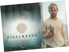 Lost Season 2 (Two): PW-7 Charlie Pace - Shirt Costume/Pieceworks Card