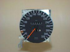 Mercedes W123 C123 320 Km/h Tacho Tachoeinsatz Speedometer Cluster