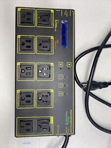 Digital Loggers, Inc Web Power Switch 10 with Power Cable Used. Web Powers