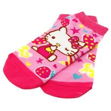 Par de calcetines HELLO KITTY socks pair Para niña A1292