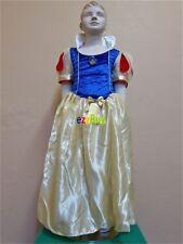 Disney Princess Supreme Snow White Costume Sz 5 - 6
