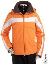 NILS New Ski Snow KATIE JACKET PARKA womens 8 ORANGE