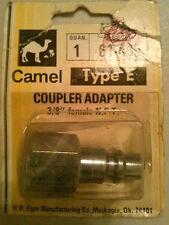 "Camel Type E  Part # 61-485 Coupler 3/8"" female"