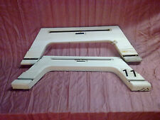 SWIFT CARAVAN WHEEL SPATS / WHEEL ARCHES (PAIR)