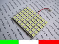 PANEL 48 LED SMD5050 BLANCO 6000K T10 BA9S SILURO L3