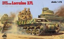 LORRAINE 37L /SD.KFZ 135/(GERMAN WEHRMACHT - AFRIKA KORPS MKGS) 1/72 RPM