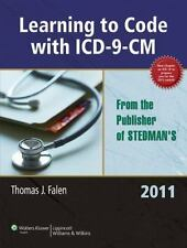 Learning to Code with ICD-9-CM 2011