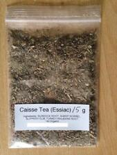 Essiac Tea - ORGANIC Cert. PURE Original 4 Herb Caisse DETOX & Immunity Tea 15g