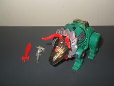 transformers g2 original vintage dinobot slag complete