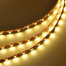 4 Reels of 16.4ft 300 LED Strip Wholesale Clearance Box Warm White ~3000 Kelvin