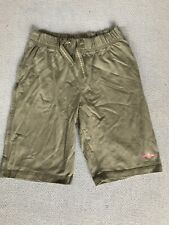 Boys Green Shorts Mothercare 7-8 Years New