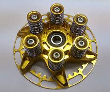 DUCATI 748/916/996/998 Kupplung Druckplatte gold Federn Federteller SET NEU