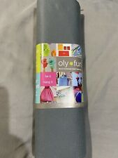 Oly Fun Gray mask liner waterproof polypropylene melt blown non-woven fabric