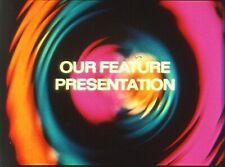 35mm ASTRO DATER set - Intermission - Feature Presentation - Prevue
