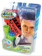 MESSI Foot Bubbles Kit Red
