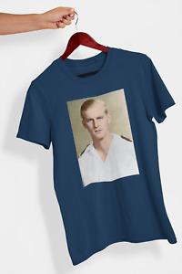 Young Prince Philip T-Shirt | Duke of Edinburgh Shirt