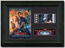 IRON MAN 3 35 mm Film Cell Display Framed Signed