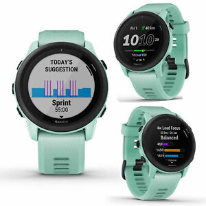 Garmin Forerunner 745 Neo Tropic Smart GPS MultiSports Triathlon Watch Wrist HRM