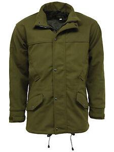 Stormkloth Moss Green Trekker Jacket Waterproof Windproof and Breathable