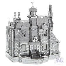 Disney Parks Haunted Mansion Metal Earth 3D Model Kit
