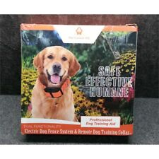 Pet Control Hq Professional Dog Training Aid, Electric Dog Fence System Open Box